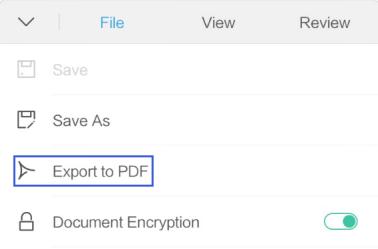 convert file to pdf